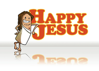 Happy Jesus